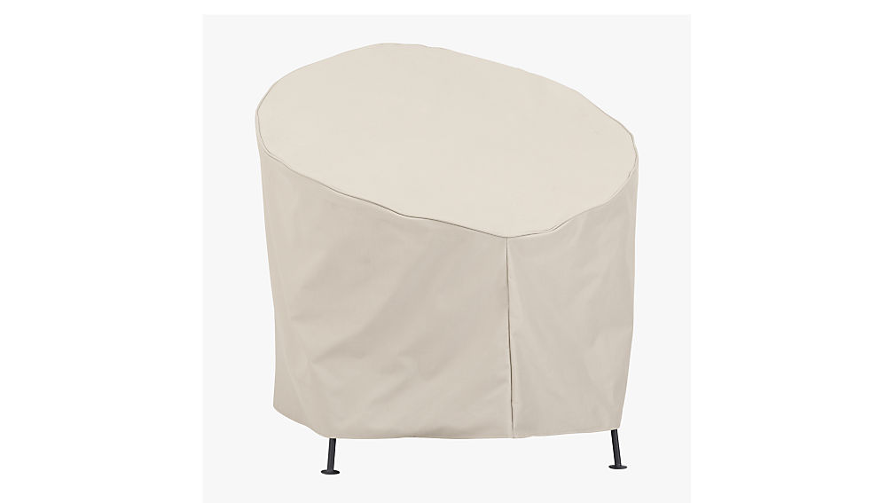 Ixtapa Waterproof Lounge Chair Cover + Reviews | CB2