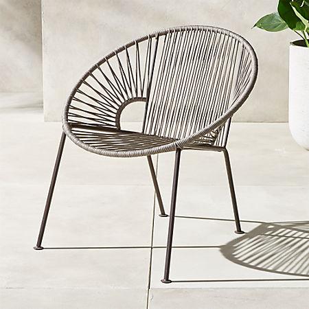 Superb Ixtapa Grey Lounge Chair Pdpeps Interior Chair Design Pdpepsorg
