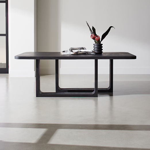 Anywhere Grey Dining Table