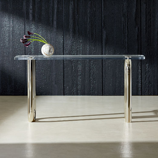 Link Acrylic Console Table