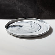 Modern Serving Platters Cb2 Canada