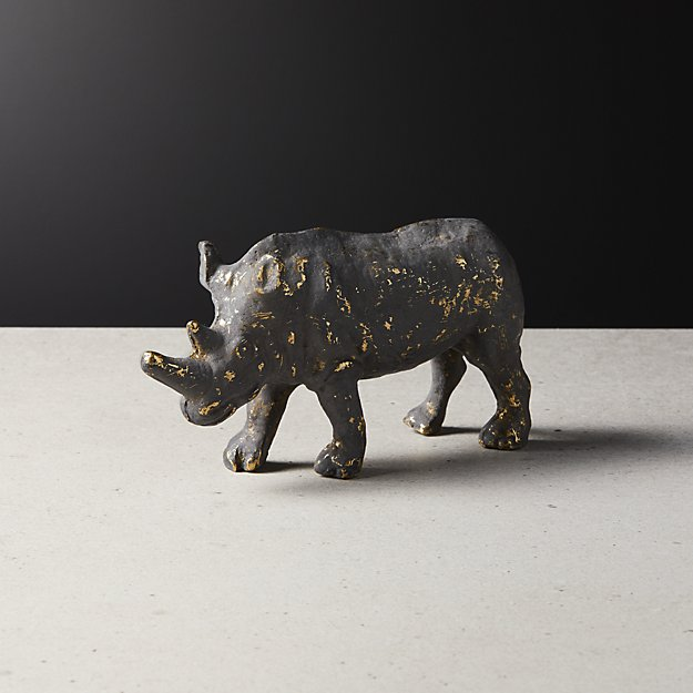 Javy Rhino Object - Image 1 of 6