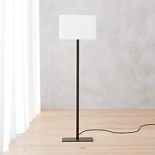 John Iron Floor Lamp