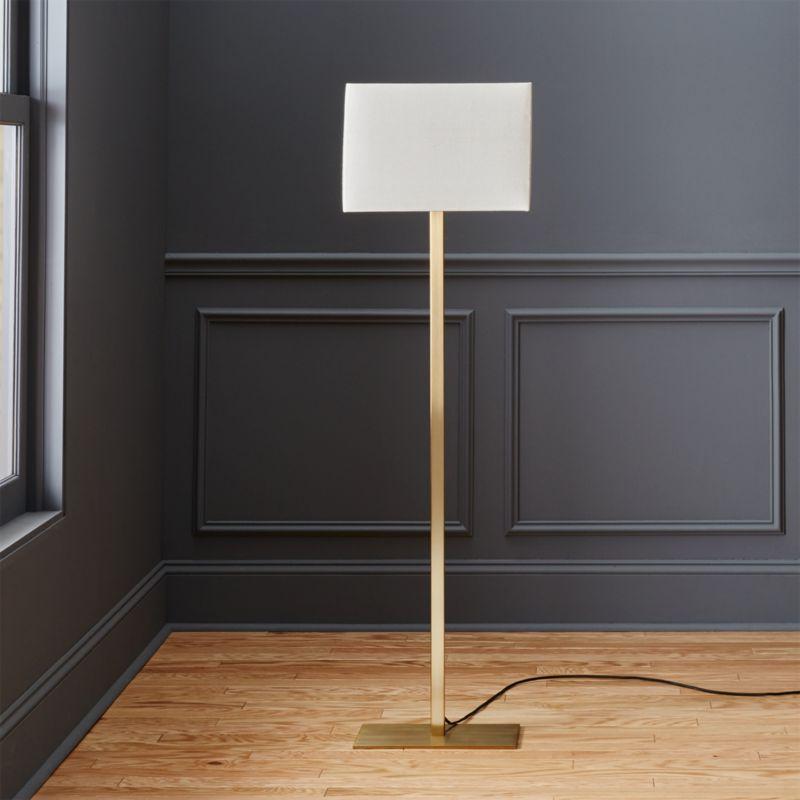 John floor lamp reviews cb2 aloadofball Choice Image