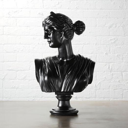 Judy Bust Statue