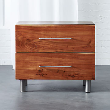 on sale 2aaf3 28b09 Modern Nightstands and Bedside Tables | CB2