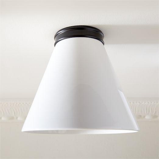Cap Flush Mount Light