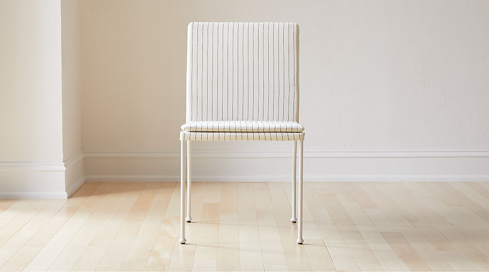 Drop Stripe Dining Chair - Image 1 of 6