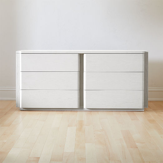 Fore Bleached Ash Short Dresser