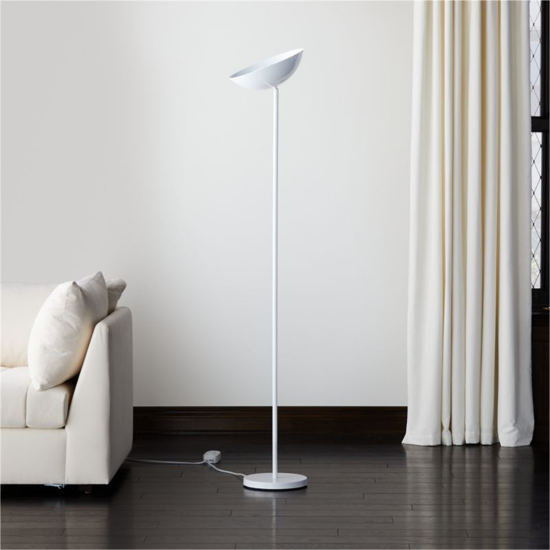 Lithe Floor Lamp Reviews Cb2