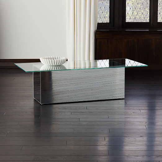 Muse Mirror Coffee Table