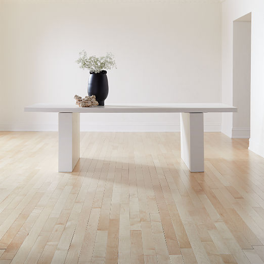 Coated Resin Dining Table