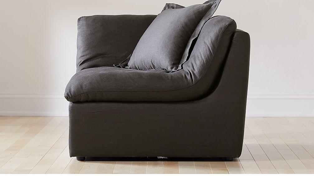Turn Raven Corner Chair - Image 1 of 7