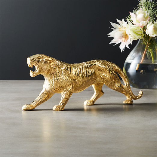 Kali Brass Tiger