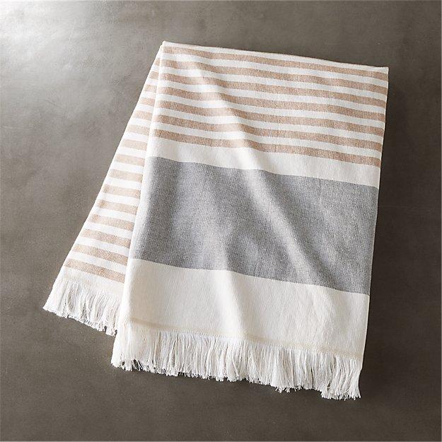 Karla Copper Bath Towel - Image 1 of 12