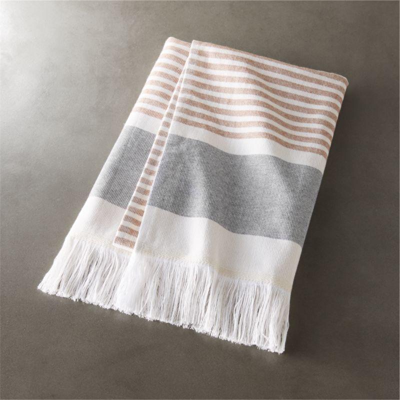 Modern Bath Towels Cb2