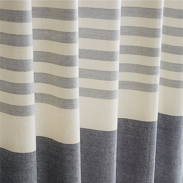 product kassatex bed shop registry hampton curtain striped curtains shower fpx wedding