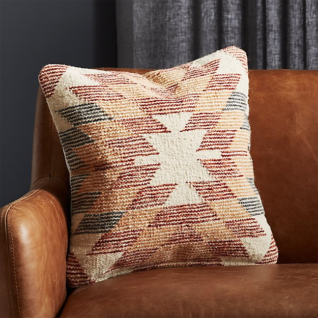"18"" Kentaro Multicolored Pillow - Image 1 of 5"