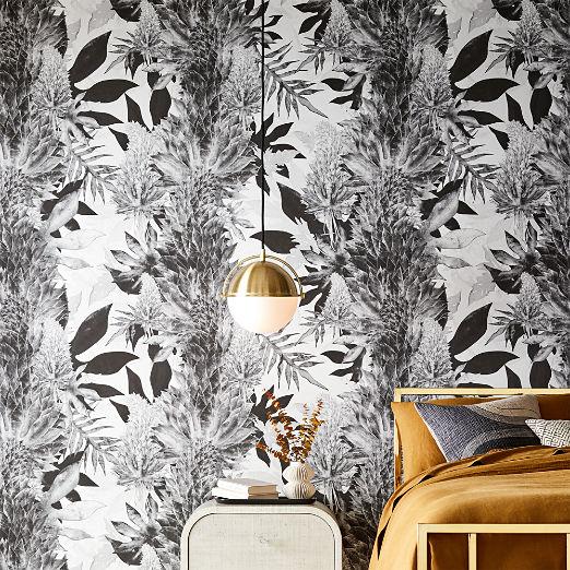 Kimolia Ocean Black Wallpaper