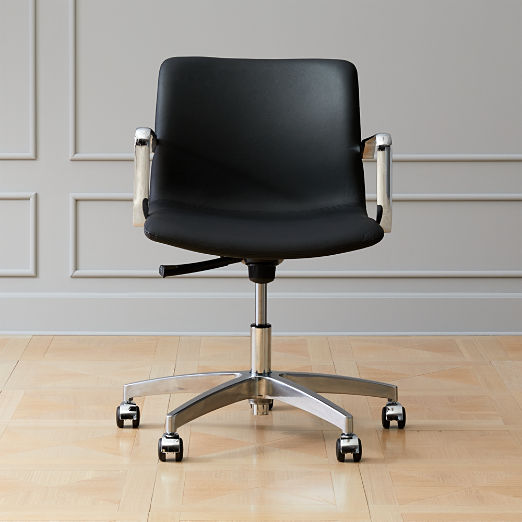 Kinsey Leather Office Chair