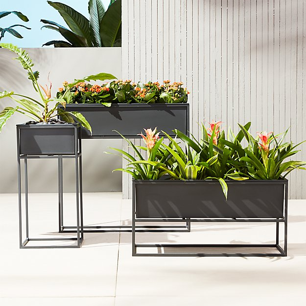 Kronos Outdoor Raised Planters | CB2 on outdoor patios, outdoor chairs, outdoor lanterns, outdoor furniture, outdoor potted plants, outdoor gifts, outdoor pedestals, outdoor containers, outdoor jewelry, outdoor trellis, outdoor water features, outdoor books, outdoor shelves, outdoor wood walkways, outdoor tables, outdoor garden, outdoor shrubs, outdoor fountains, outdoor animals, outdoor benches,
