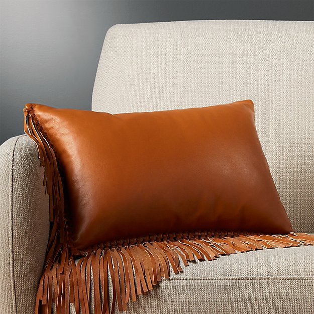 pillow indoor and page replacement linen lattice file brown pillows product leather outdoor cognac oatmeal