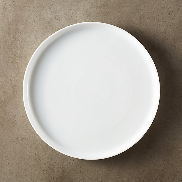 Ledge Dinner Plate - Image 1 of 7