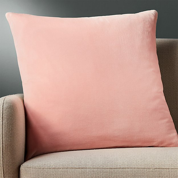 "23"" Leisure Blush Pillow - Image 1 of 8"