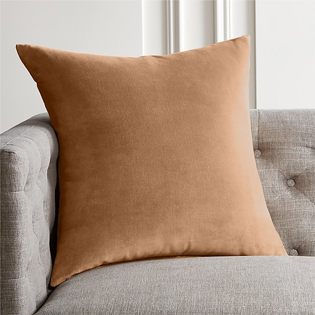 "23"" Leisure Taupe Pillow - Image 1 of 5"
