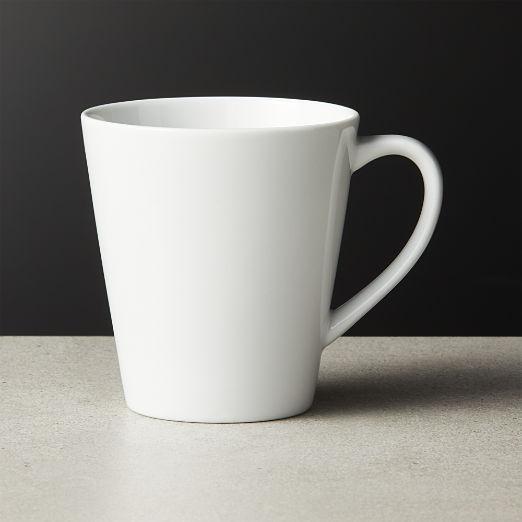 Lend White Mug