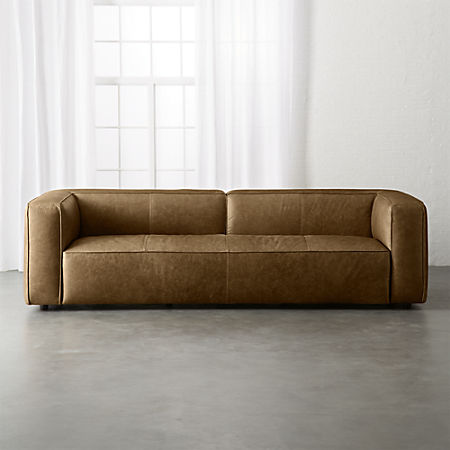 Lenyx Extra Large Leather Sofa