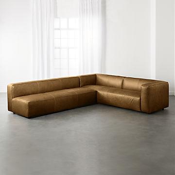 Phenomenal Modern Armless Sofas Cb2 Creativecarmelina Interior Chair Design Creativecarmelinacom