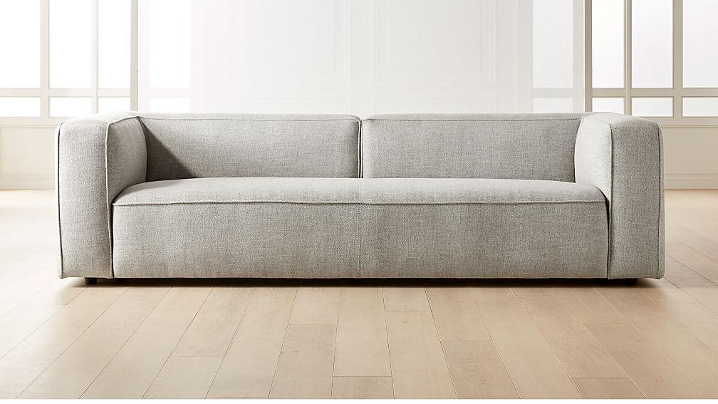 Lenyx Stone Extra Large Sofa - Image 1 of 6