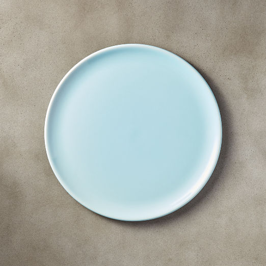 Level Light Blue Salad Plate