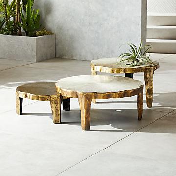 Amazing Modern Coffee Tables Cb2 Inzonedesignstudio Interior Chair Design Inzonedesignstudiocom