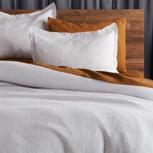 Duvet Covers, Duvet Inserts and Quilts | CB2