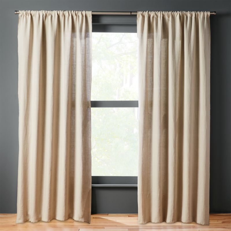 natural with your curtains panels color double country ruffle style pick multiple hem mermaid linen layer curtain shower ruffles colors cottage