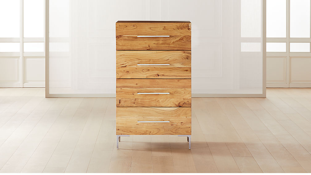 Link Acacia Tall Chest - Image 1 of 8