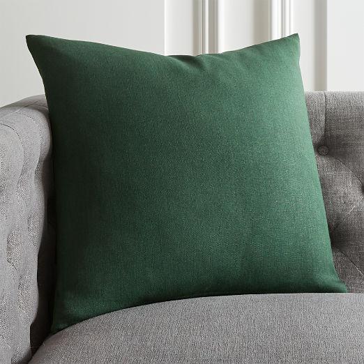 """20"""" Linon Evergreen Pillow"""