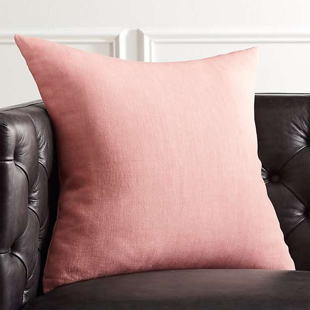 "20"" Linon Rose Pillow - Image 1 of 7"