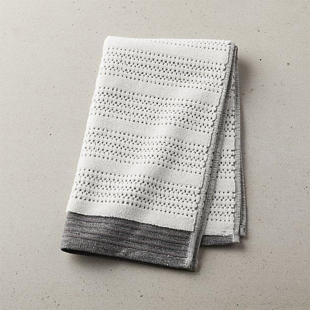 Liv Striped Hand Towel - Image 1 of 10
