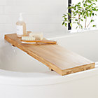View product image Live Edge Wood Bath Caddy - image 3 of 5