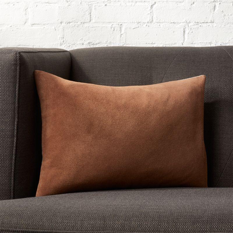 leather design faux decorative pillow product gold home aztec pillows industrial black jett