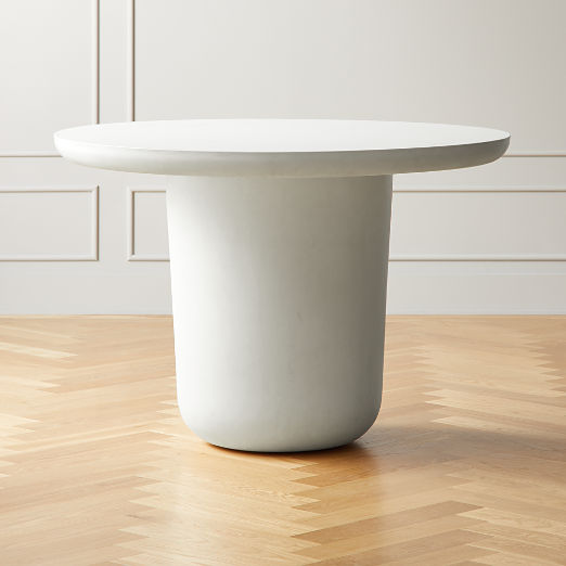 Lola Round Concrete Dining Table