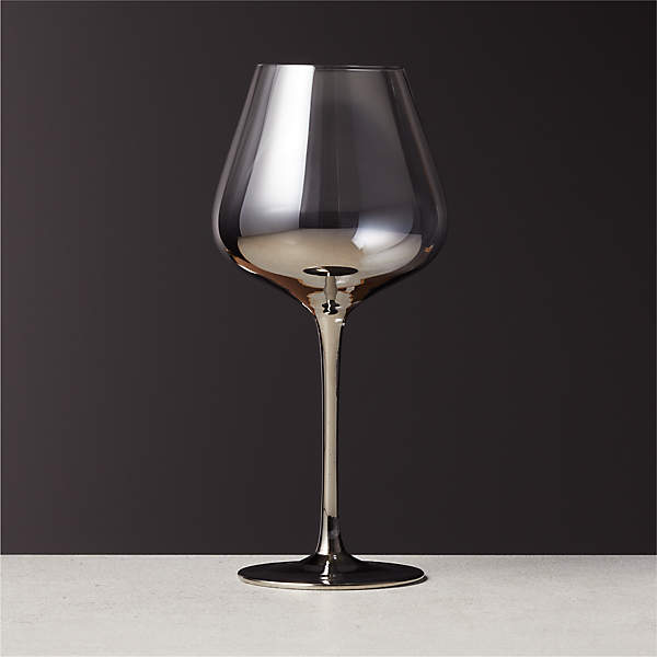 Loren Red Wine Glass + Reviews | CB2