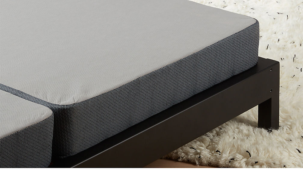 Simmons Beautysleep Low Profile Box Spring King Reviews Cb2