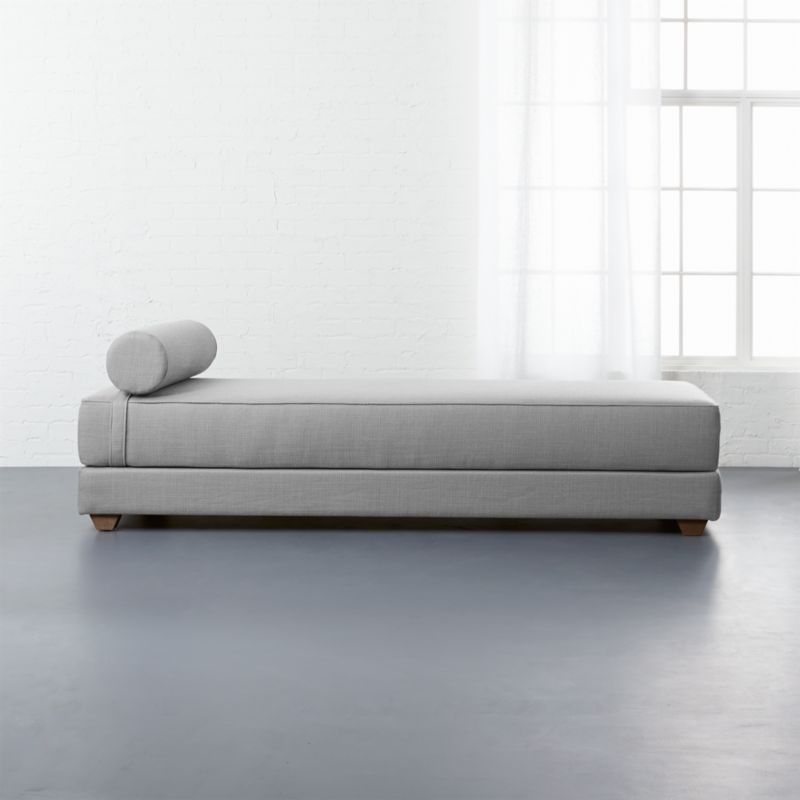 Bon Lubi Silver Grey Sleeper Daybed