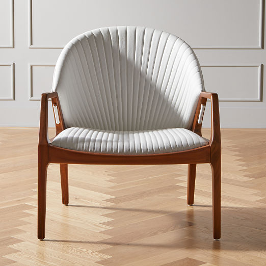 Luisa White Chair