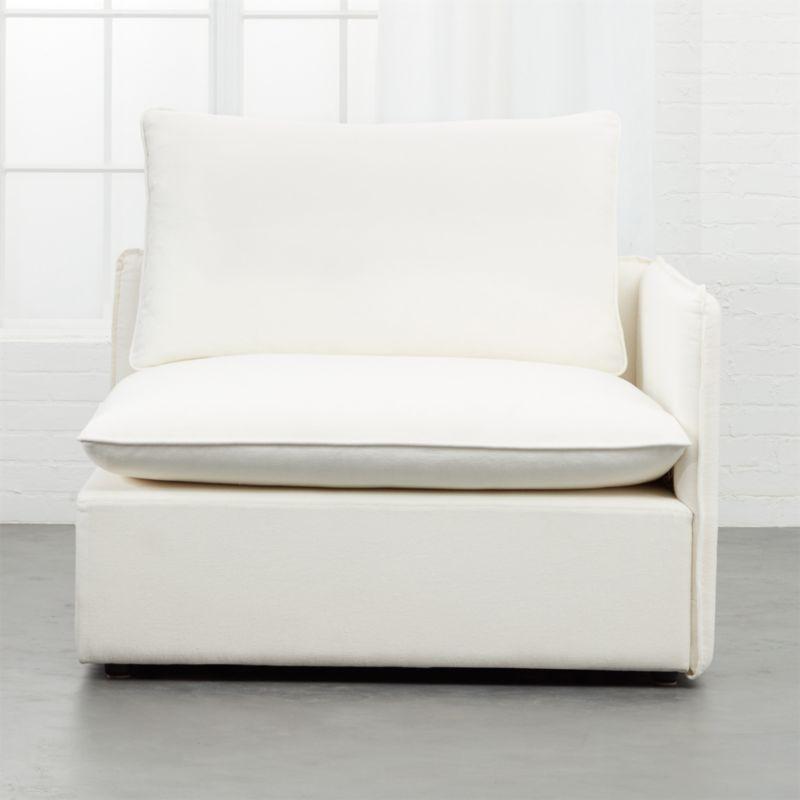 corner chairs cb2