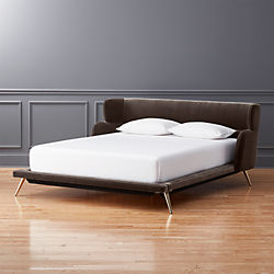 Modern Bedroom Furniture: Unique Beds and Dressers | CB2